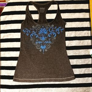 Comfortable Tank Top With A Cool Design